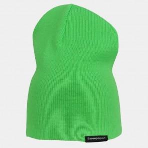 55804eb507c Čepice zimní SCP047 zelená fluo