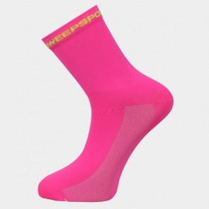 Ponožky SWEEP27 růžová fluo 0c3d4e6d73